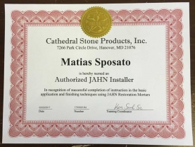 Cathedral Stone Products, INC.