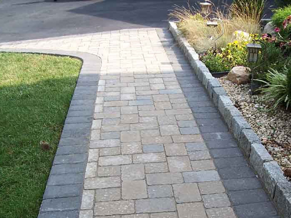 Walkways And Patios Brickmen Sposato Masonry