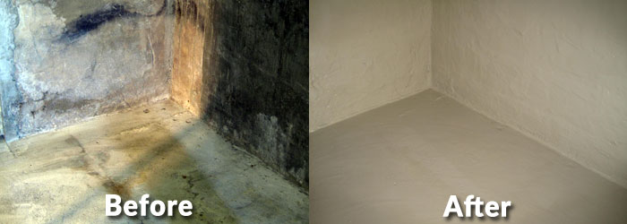 Seal Basement Walls Great Itus All About Water Vapor With Seal
